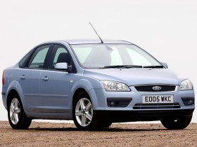 Ver foto 3 de Ford Focus Sedan 2005