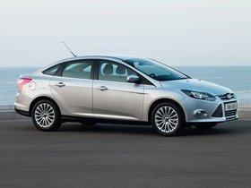 Ver foto 8 de Ford Focus Sedan 2011
