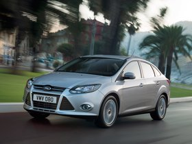 Ver foto 5 de Ford Focus Sedan 2011
