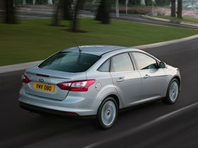 Ver foto 4 de Ford Focus Sedan 2011