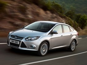 Ver foto 3 de Ford Focus Sedan 2011