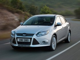 Ver foto 2 de Ford Focus Sedan 2011