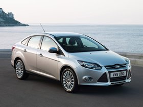 Ver foto 1 de Ford Focus Sedan 2011