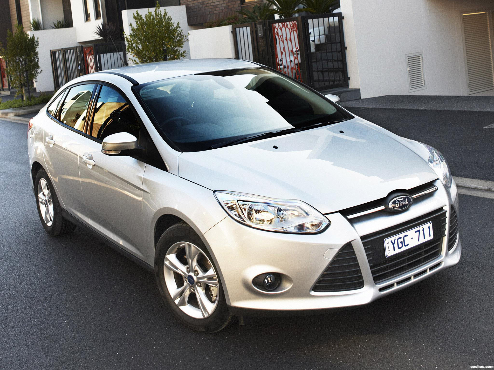 Foto 0 de Ford Focus Sedan Australia 2014