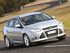 Ver foto 20 de Ford Focus Sedan Australia 2014