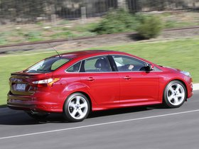 Ver foto 17 de Ford Focus Sedan Australia 2014