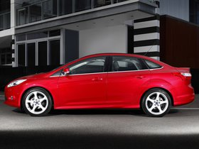 Ver foto 16 de Ford Focus Sedan Australia 2014