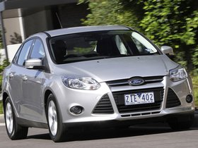 Ver foto 15 de Ford Focus Sedan Australia 2014