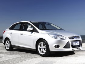 Ver foto 12 de Ford Focus Sedan Australia 2014