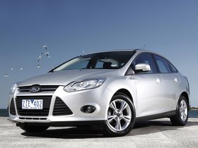 Ver foto 11 de Ford Focus Sedan Australia 2014