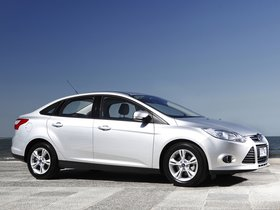 Ver foto 10 de Ford Focus Sedan Australia 2014