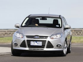 Ver foto 6 de Ford Focus Sedan Australia 2014