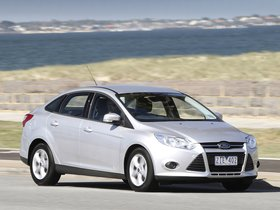 Ver foto 5 de Ford Focus Sedan Australia 2014