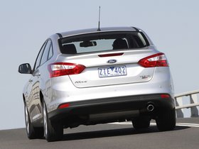 Ver foto 3 de Ford Focus Sedan Australia 2014
