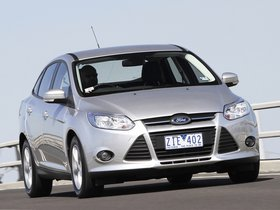 Ver foto 2 de Ford Focus Sedan Australia 2014