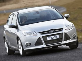 Ver foto 25 de Ford Focus Sedan Australia 2014