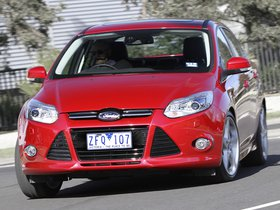 Ver foto 22 de Ford Focus Sedan Australia 2014