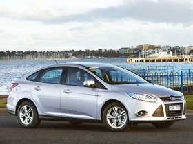 Ver foto 21 de Ford Focus Sedan Australia 2014