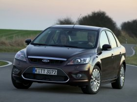 Ver foto 6 de Ford Focus Sedan Facelift 2008