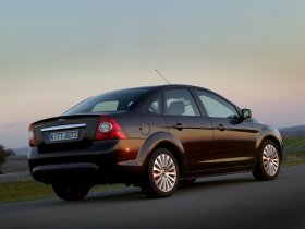 Ver foto 5 de Ford Focus Sedan Facelift 2008