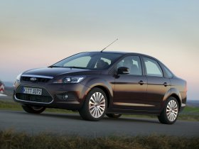 Ver foto 4 de Ford Focus Sedan Facelift 2008