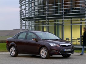Ver foto 3 de Ford Focus Sedan Facelift 2008