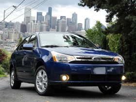 Ver foto 6 de Ford Focus Sedan USA 2008