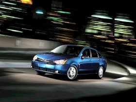 Ver foto 2 de Ford Focus Sedan USA 2008