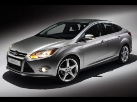 Ver foto 2 de Ford Focus Sedan USA 2010