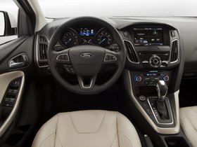 Ver foto 10 de Ford Focus Sedan USA 2014