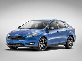 Ver foto 9 de Ford Focus Sedan USA 2014