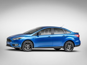 Ver foto 8 de Ford Focus Sedan USA 2014