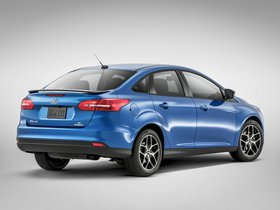 Ver foto 7 de Ford Focus Sedan USA 2014
