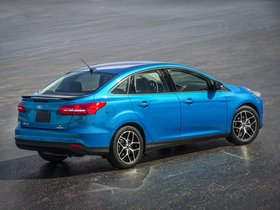 Ver foto 6 de Ford Focus Sedan USA 2014