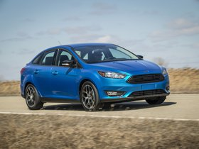 Ver foto 5 de Ford Focus Sedan USA 2014