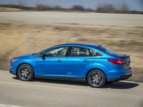 Ver foto 4 de Ford Focus Sedan USA 2014