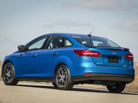 Ver foto 3 de Ford Focus Sedan USA 2014