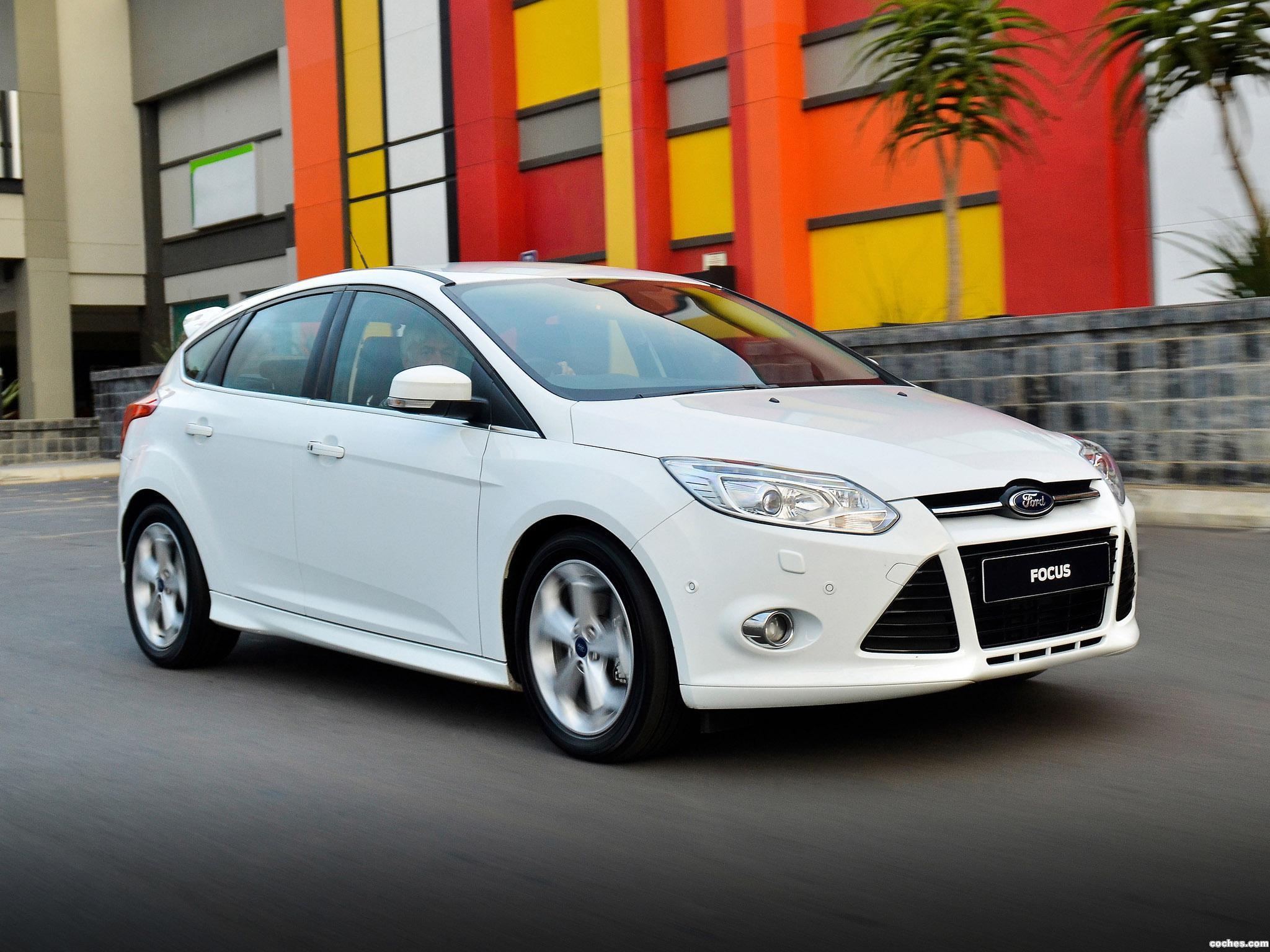 Foto 5 de Ford Focus Sport 2014