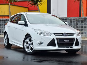 Fotos de Ford Focus Sport 2014