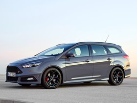 Ver foto 1 de Ford Focus ST Turnier 2014