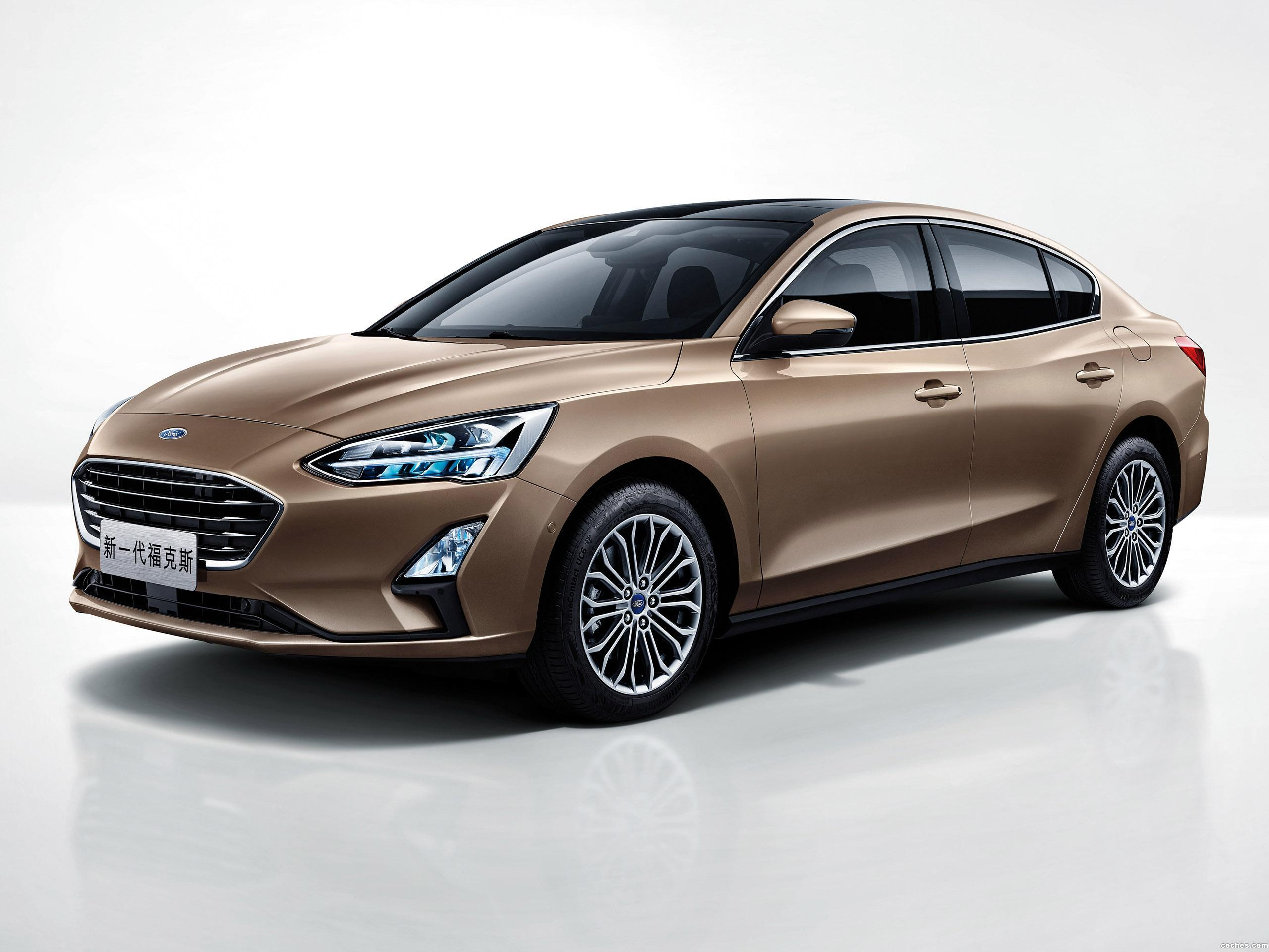 Foto 0 de Ford Focus Titanium Sedan China 2018