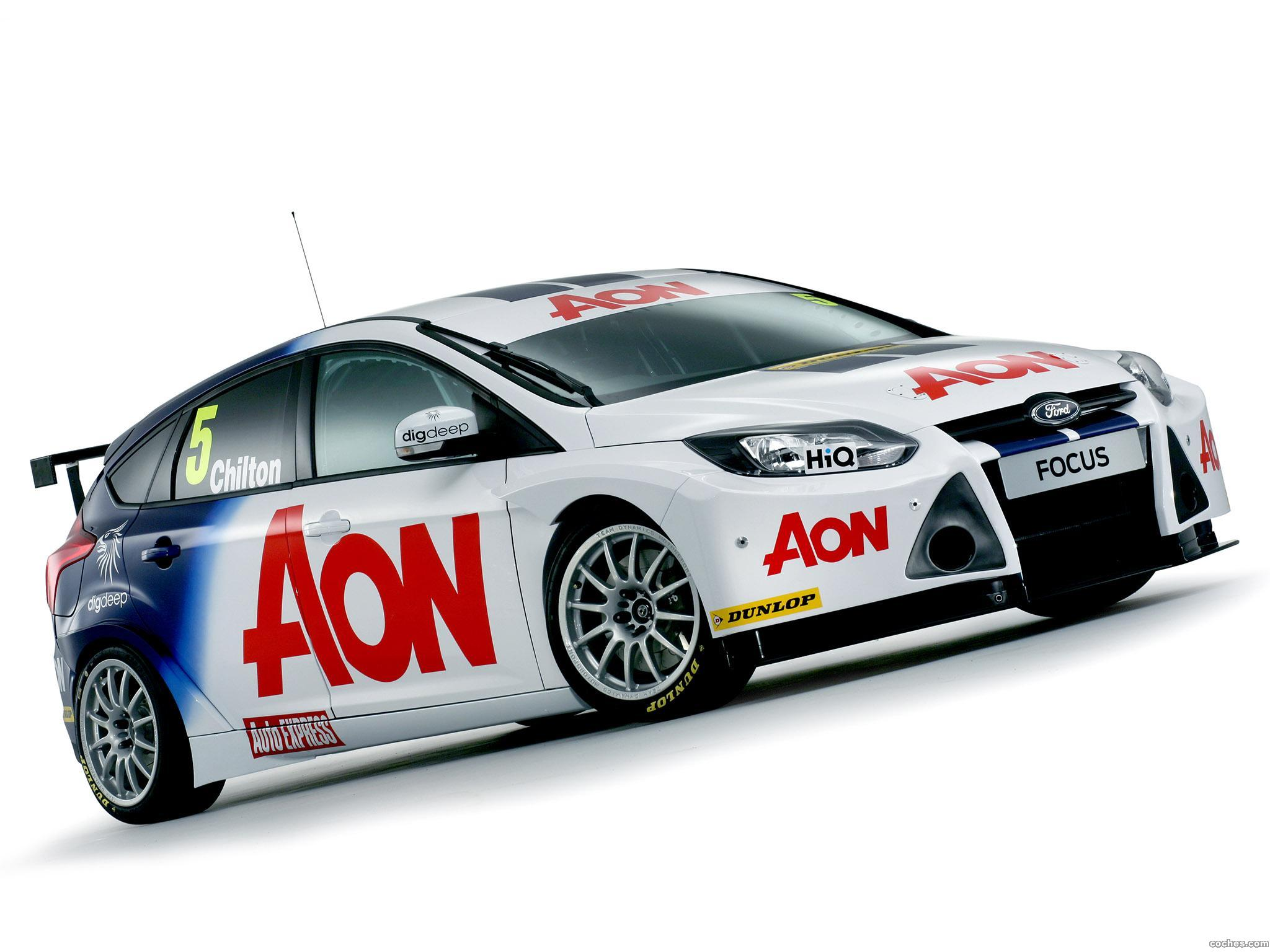 Foto 0 de Ford Focus Touring Car 2011