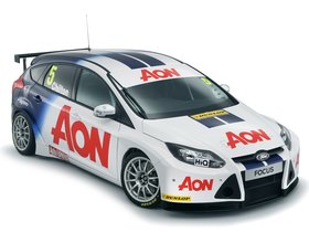 Ver foto 6 de Ford Focus Touring Car 2011