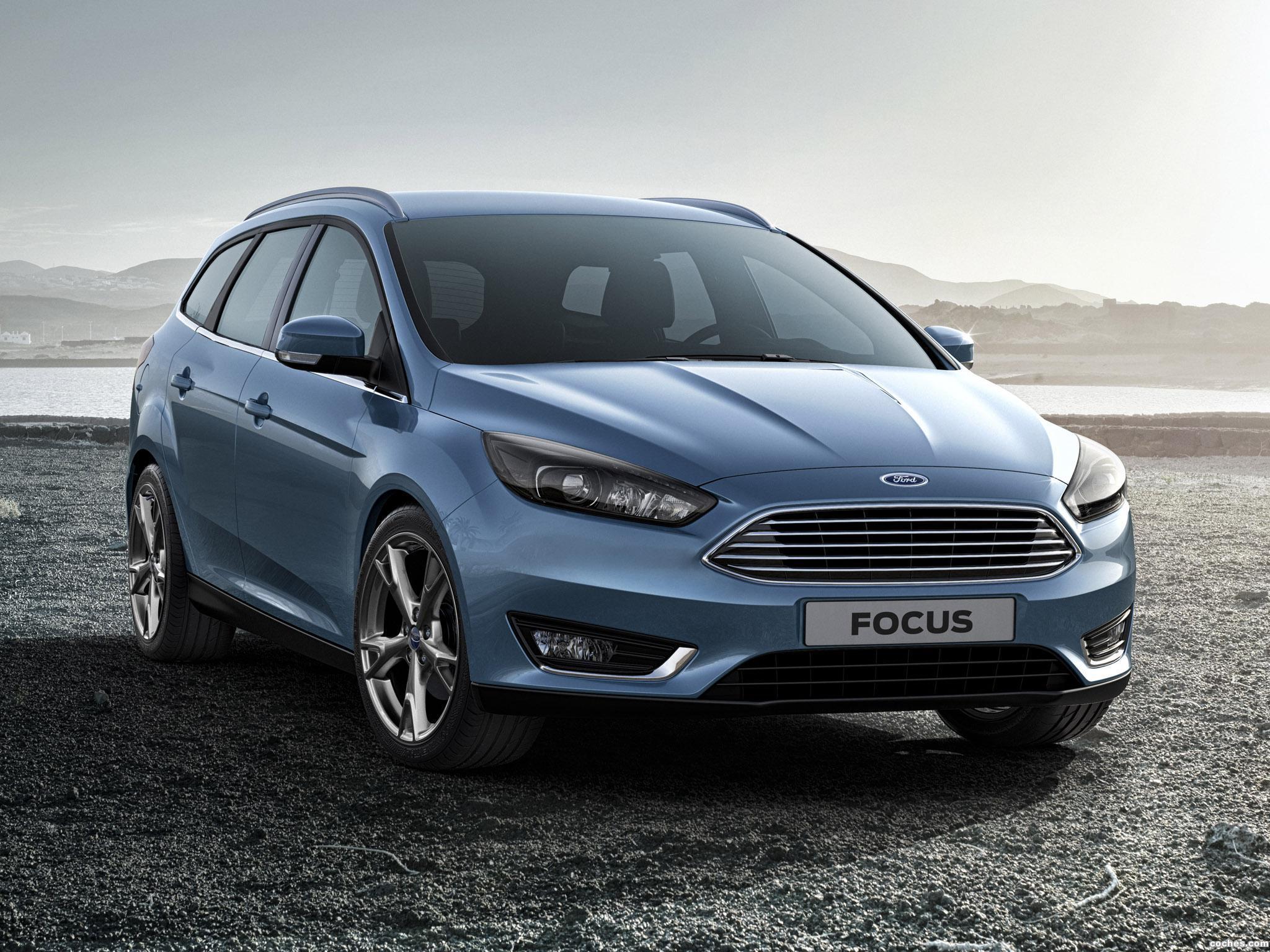 Foto 3 de Ford Focus Turnier 2014
