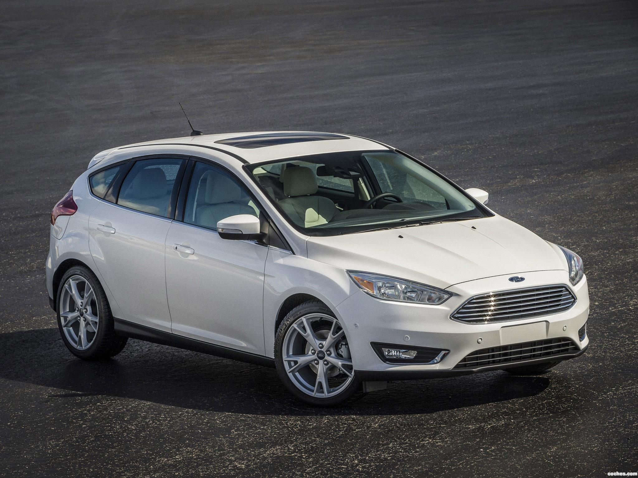 Foto 8 de Ford Focus USA 2014