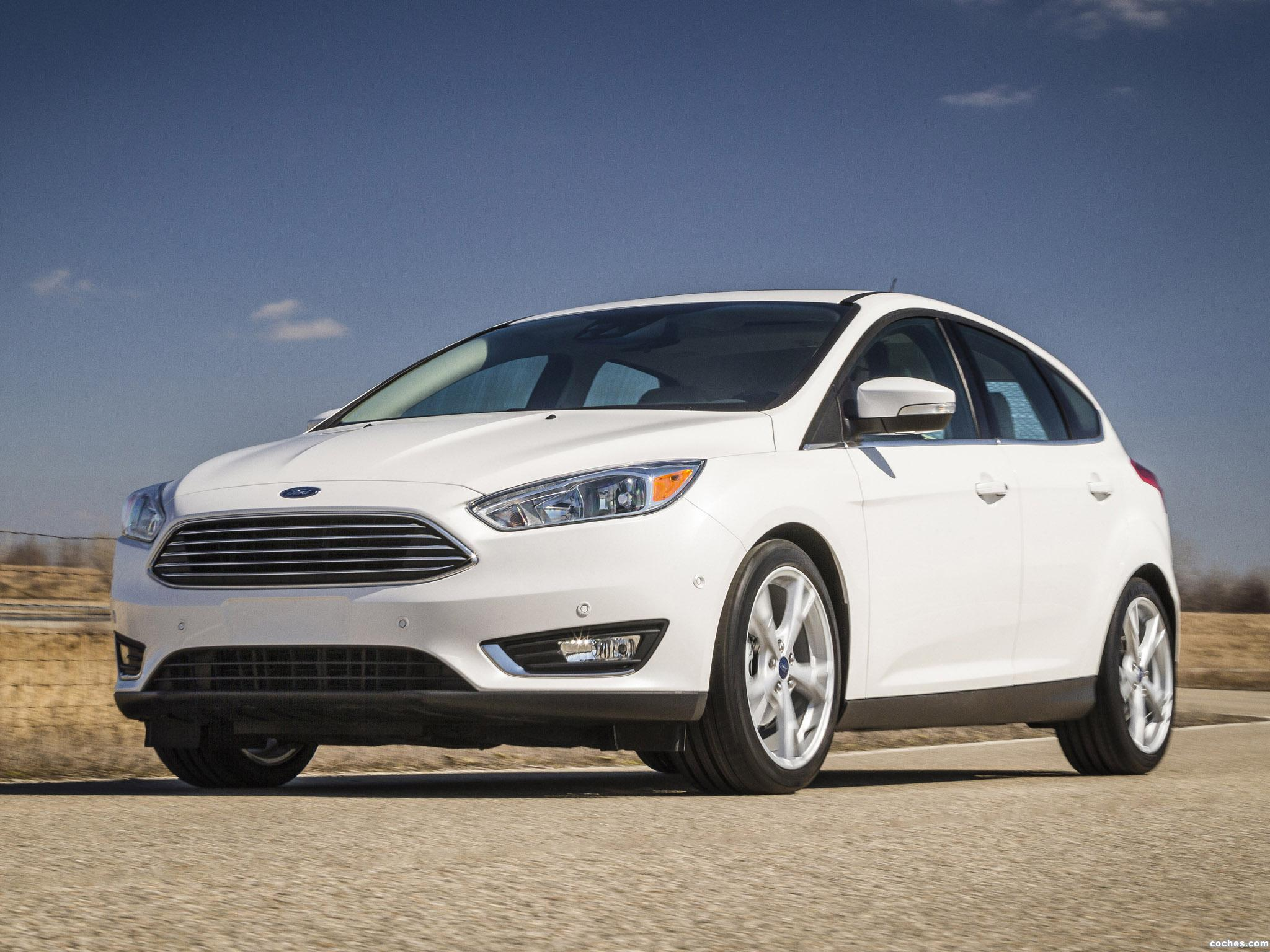 Foto 0 de Ford Focus USA 2014