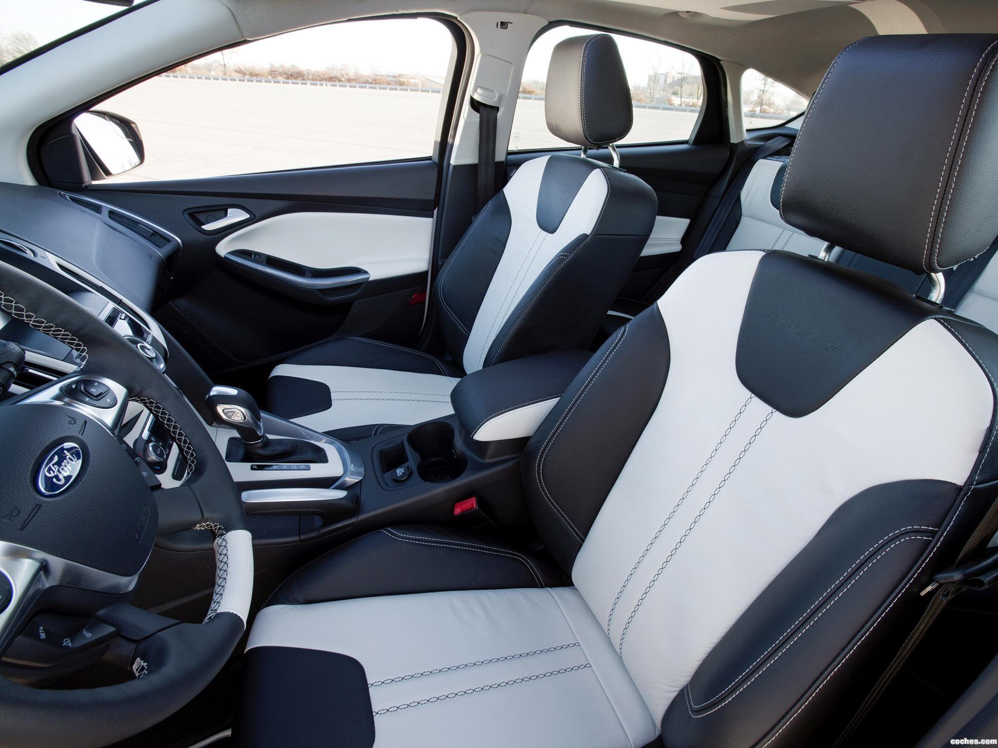 Foto 4 de Ford Focus Vehicle Personalization 2010