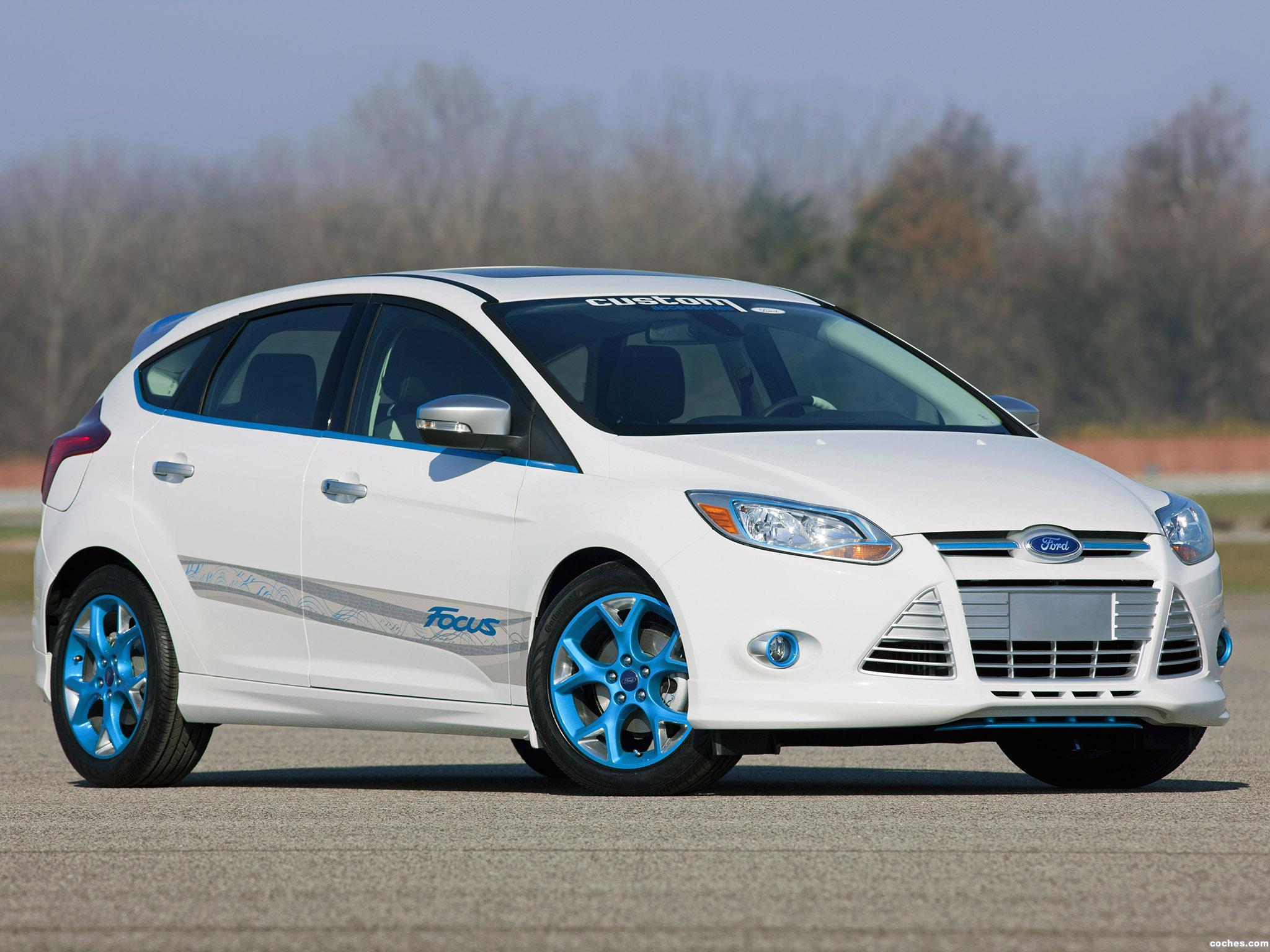 Foto 1 de Ford Focus Vehicle Personalization 2010