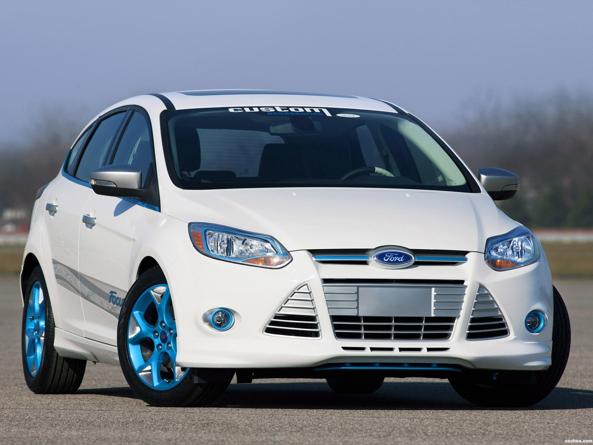 Foto 0 de Ford Focus Vehicle Personalization 2010