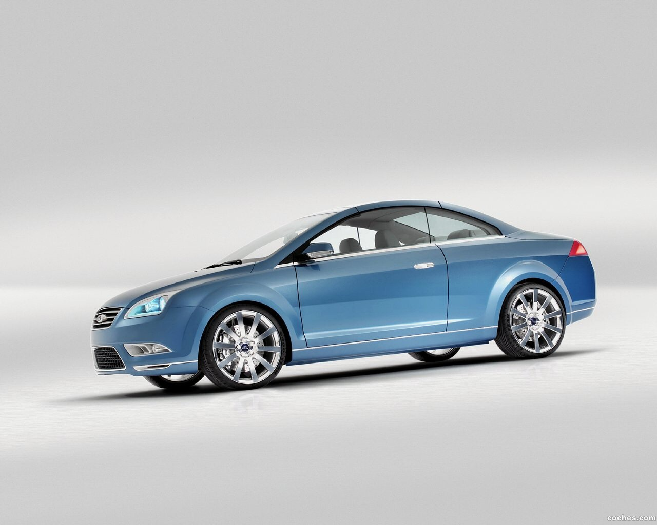 Foto 0 de Ford Focus Vignale Concept 2005